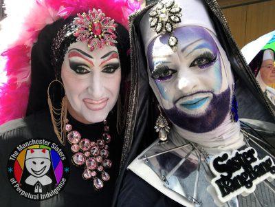 Sister-Roma-and-Sister-BangBang-at-Manchester-Pride-2017
