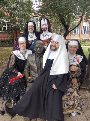 May 2019 – The Vestition of Sister Bootrice