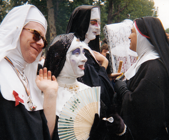 Sisters of Perpetual Indulgence in Manchester- our sister history