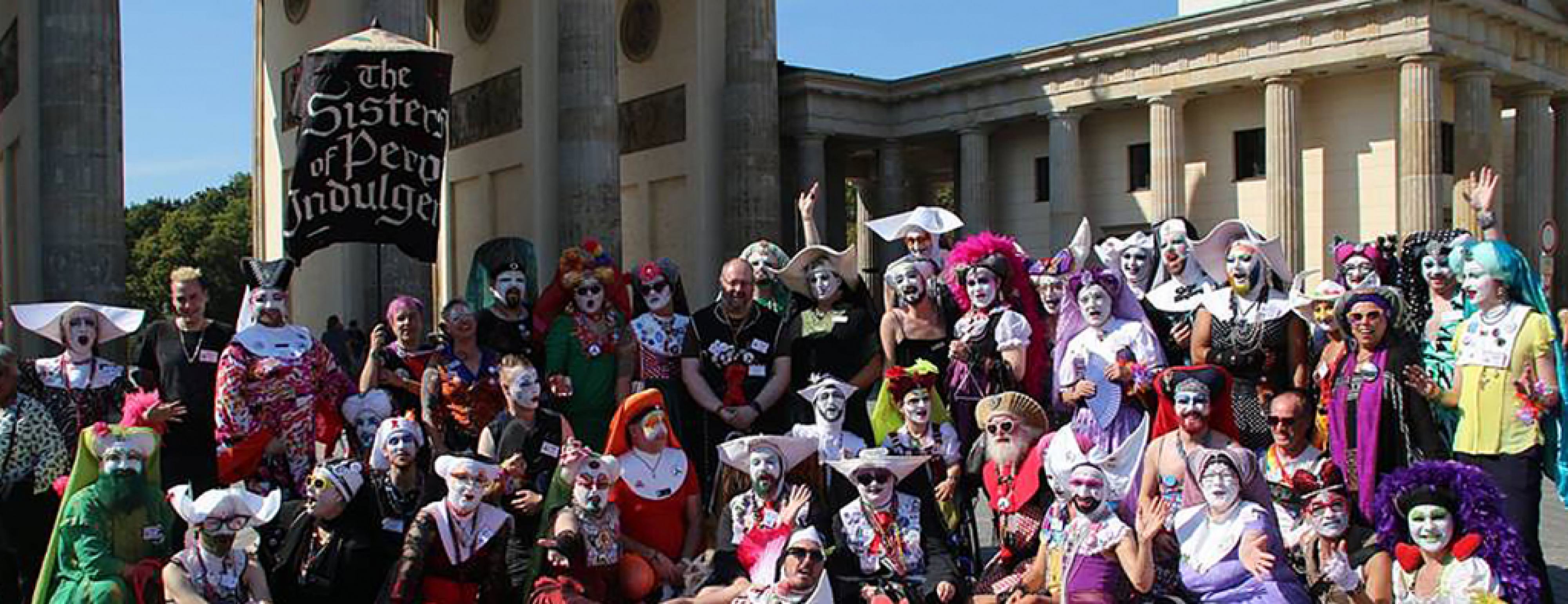 Gathering of The Sisters of Perpetual Indulgence