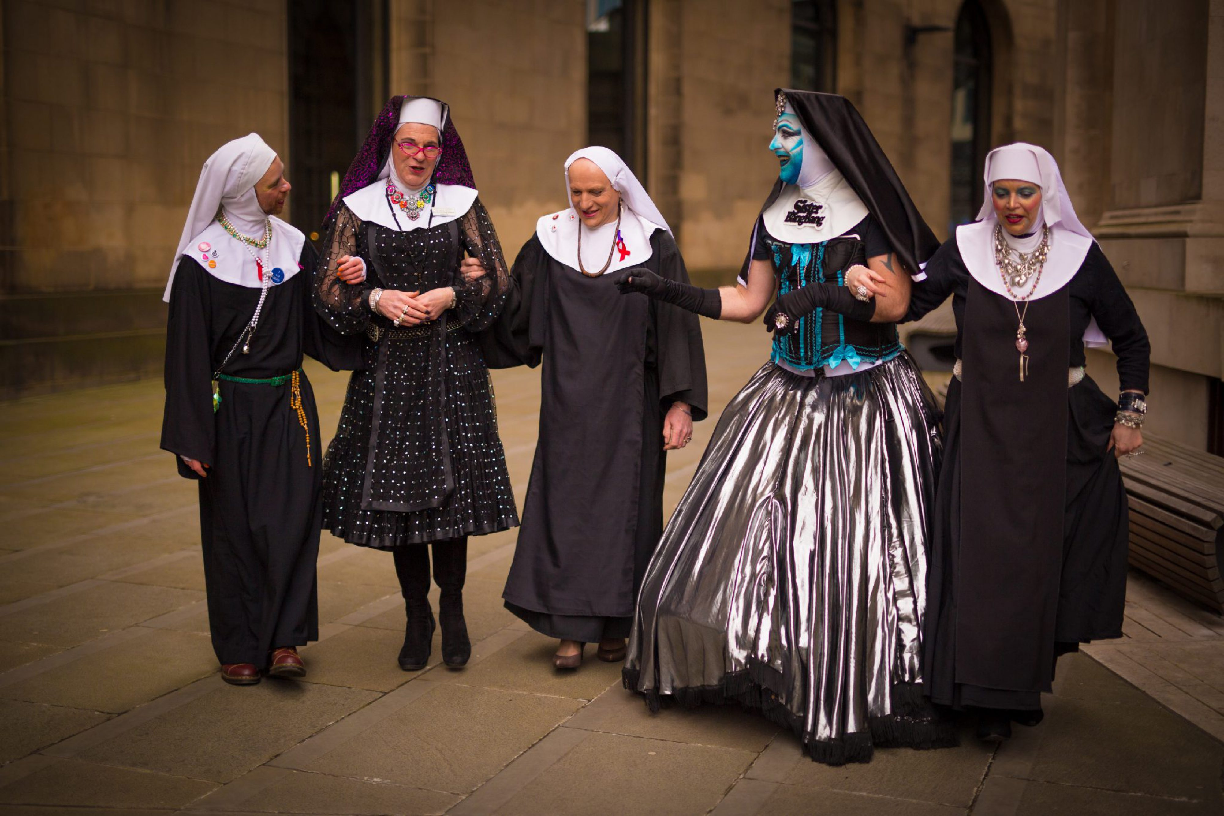 Join The Manchester Sisters 2017