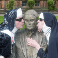 kissing alan turing